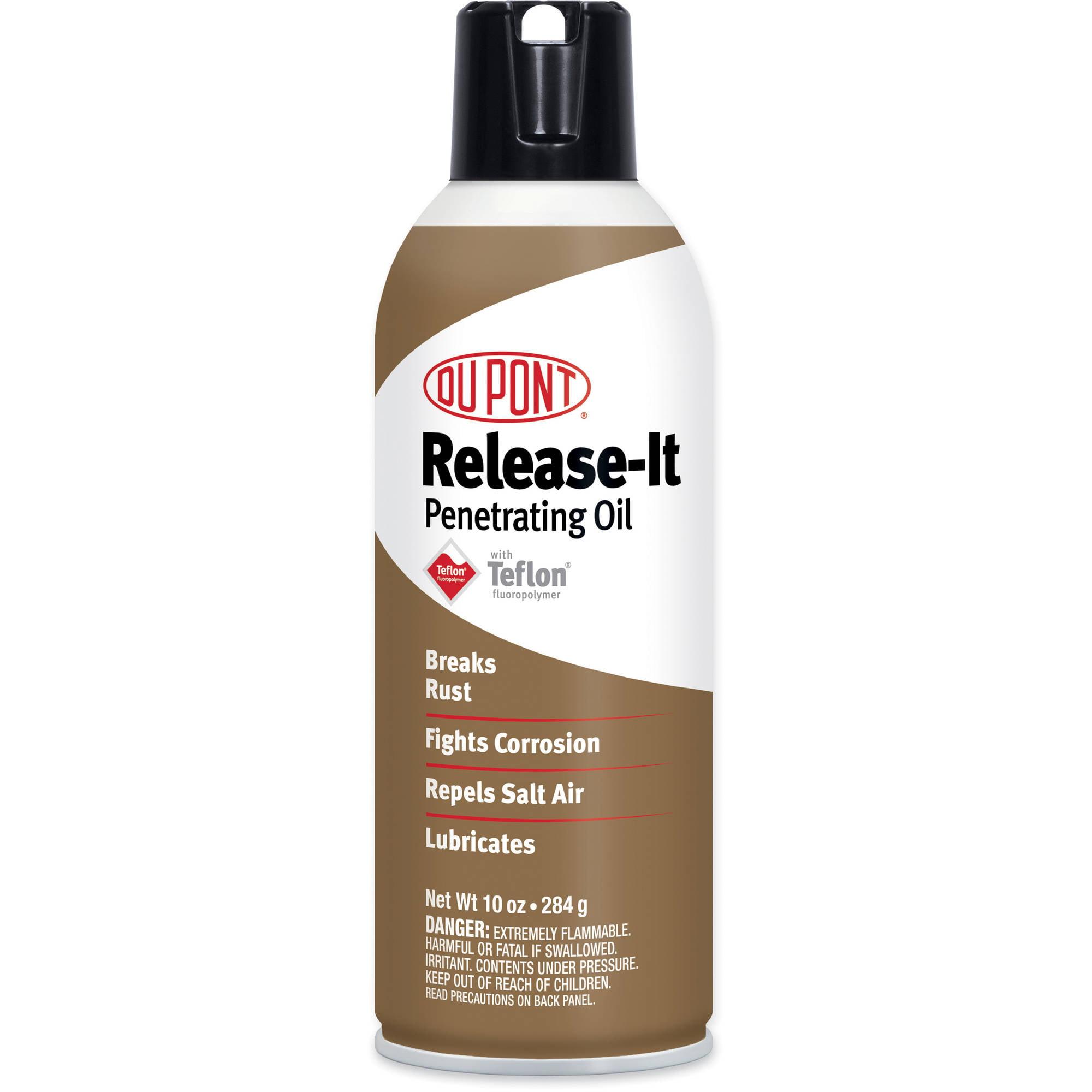DuPont Teflon Penetrating Oil, 10 oz