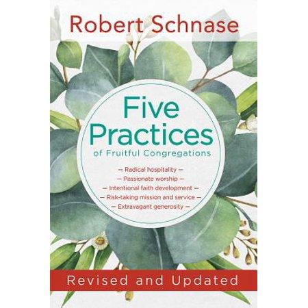 Five Practices of Fruitful Congregations - eBook