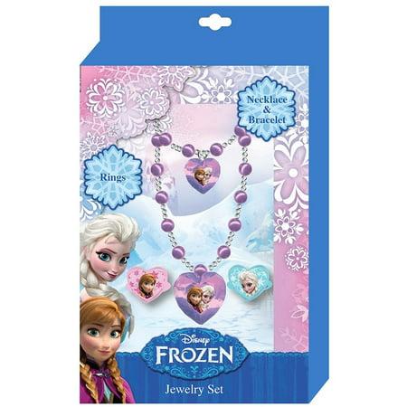 Frozen Jewelry Set (4 Pc. Set) - Party Supplies ()