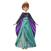 "Disney Frozen Musical Adventure Anna Singing Doll, Sings ""Some Things Never Change"" Song from Frozen 2"