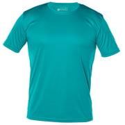 5 Senses Men's T-Shirt, Quick Dry Performance fabric, 100% Polyester