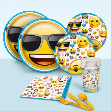 Emoji Basic Party Pack for 8