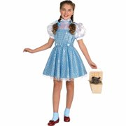 The Wizard of Oz Dorothy Child Halloween Costume