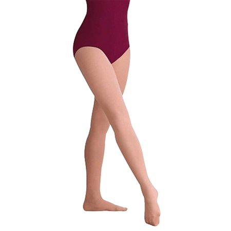 Body Wrappers Women Footed Tights