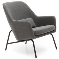 MoDRN Sandpiper Upholstered Lounge Chair