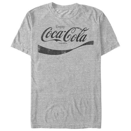 Coca Cola Men's Taste of Time T-Shirt (Kids Coca Cola Costume)