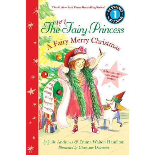 The Very Fairy Princess: A Fairy Merry Christmas