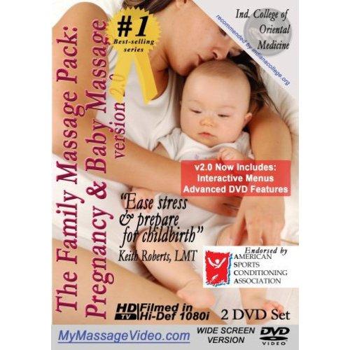 New Family Massage Pack: Pregnancy Massage & Baby Massage, V2.0