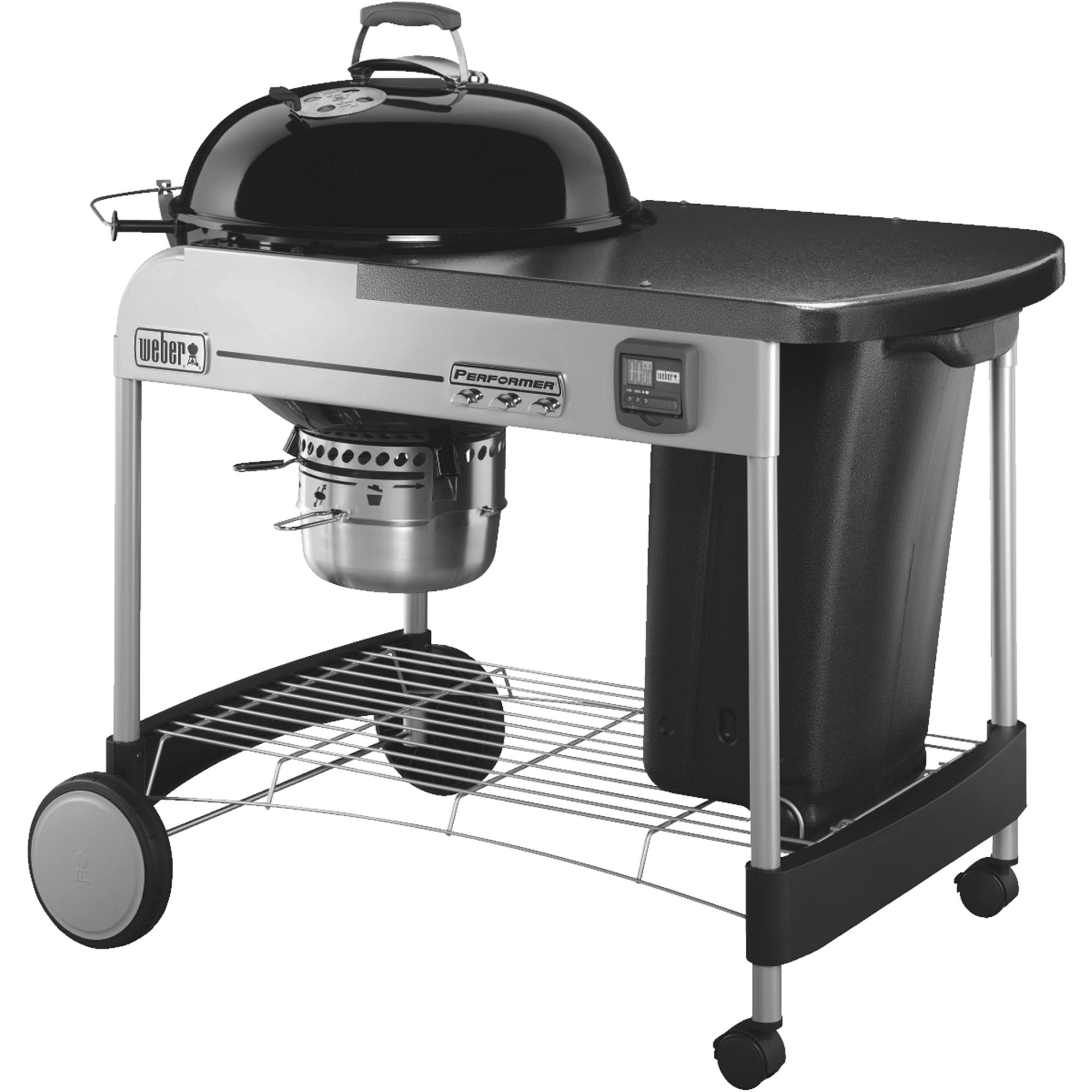 Weber Performer Premium Charcoal Grill by Weber-stephen Products