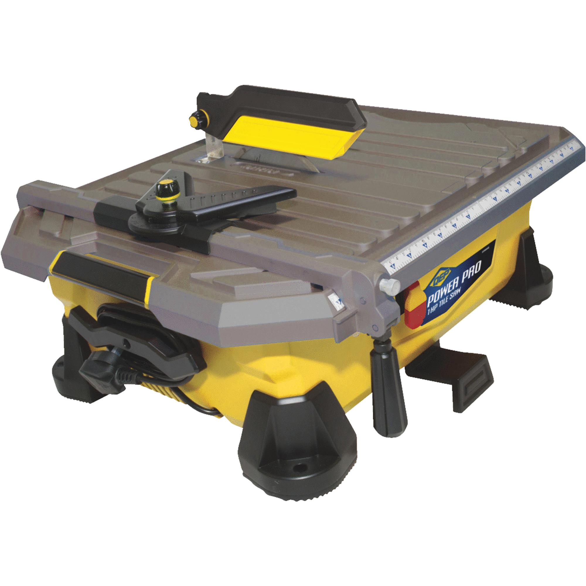"QEP 7"" Power Pro Tile Saw"