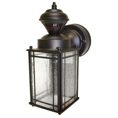 Heathco HZ-4133-OR Oil Rubbed Bronze Motion Outdoor Light Fixture