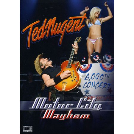 Motor City Mayhem: 6,000th Concert - Party City On