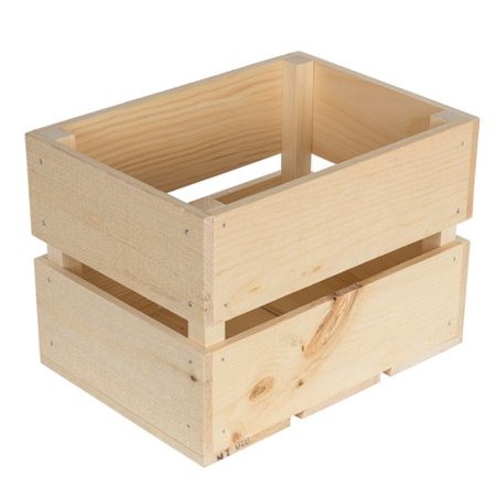 Walnut Hollow Wooden Small Crates: 11.63 x 8.25 inches](Small Wooden Box Plans)