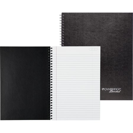 Cambridge, MEA06062, Limited Business Notebooks, 1 Each