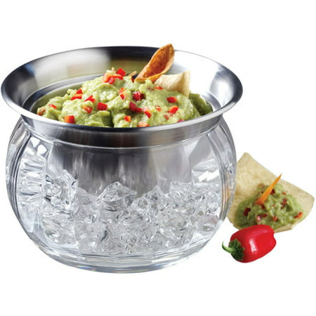 Prodyne Dip-on-Ice Serving Bowl