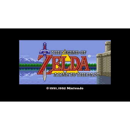 The Legend of Zelda: A Link to the Past, Nintendo, WIIU, [Digital Download],