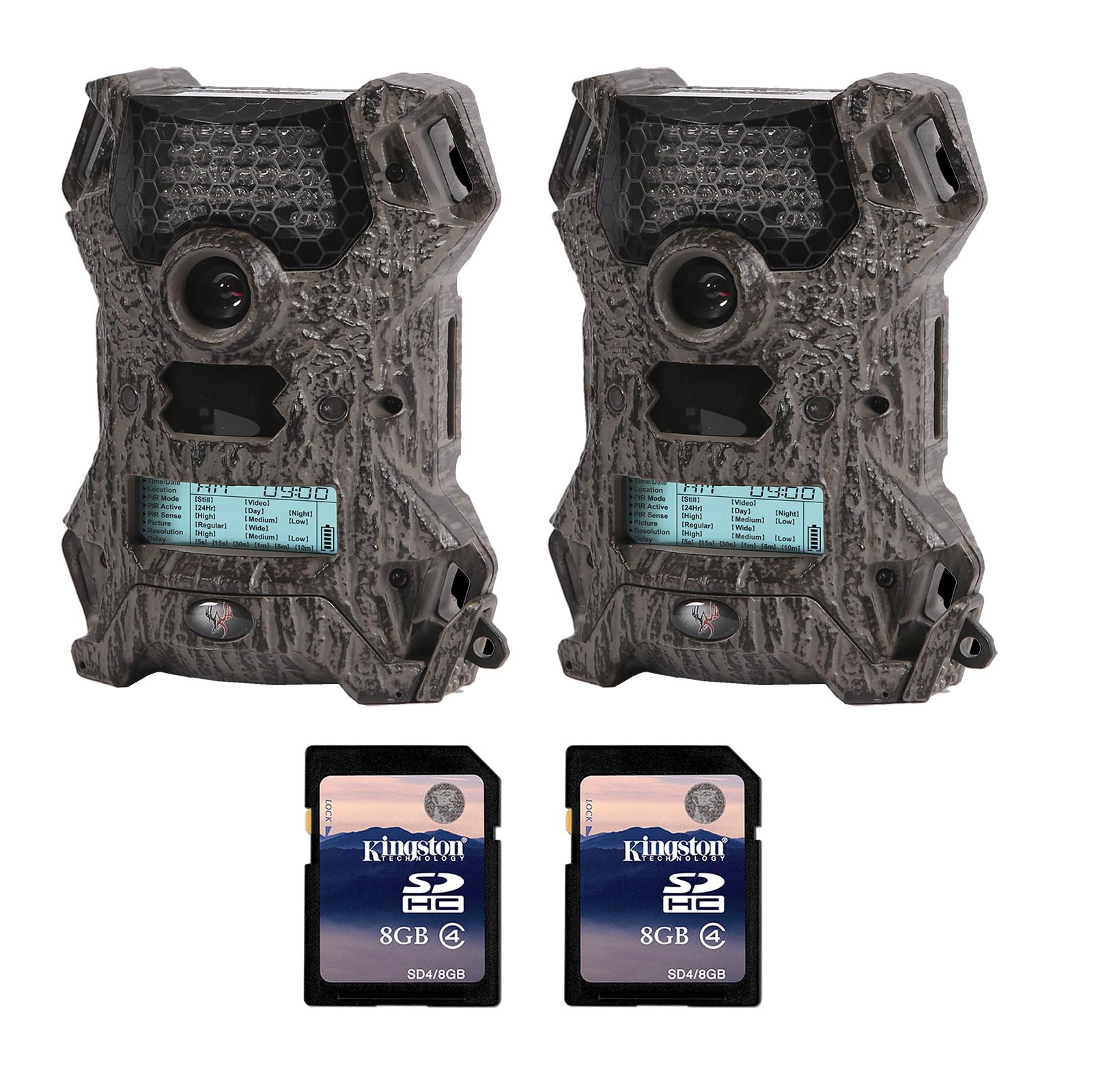 Wild Game Innovations V8i20 Infrared Hunting Game Trail C...