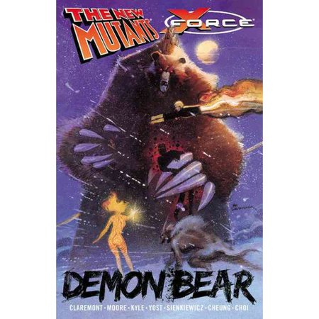 New Mutants X-Force: Demon Bear by