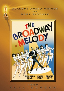 Broadway Melody of 1929 (DVD) by WARNER HOME ENTERTAINMENT