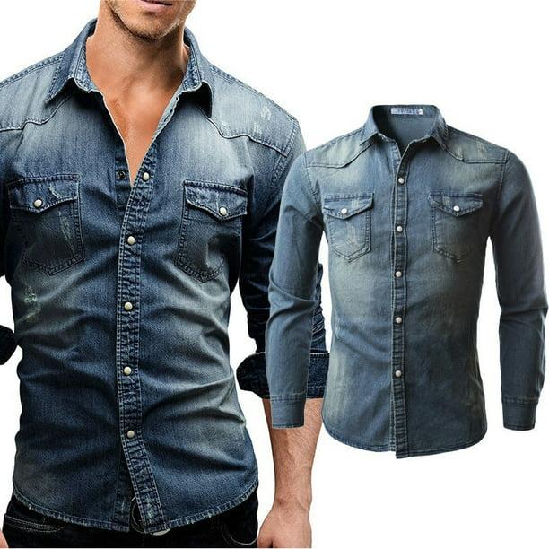 T-shirt formal dress shirt stylish floral slim fit casual summer luxury men/'s