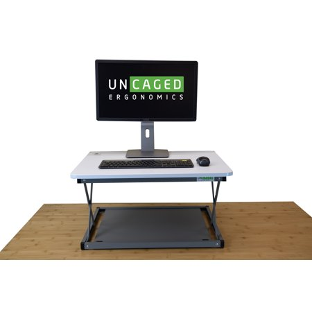 Miraculous Changedesk Mini Small Adjustable Height Standing Desk Converter For Laptop Macbook Single Monitor Desktop Computer Portable Lightweight Ergonomic Sit Download Free Architecture Designs Grimeyleaguecom