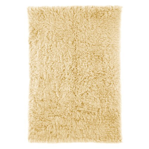 nuLOOM Premium Greek Flokati 20FS01-505R Area Rug - Natural