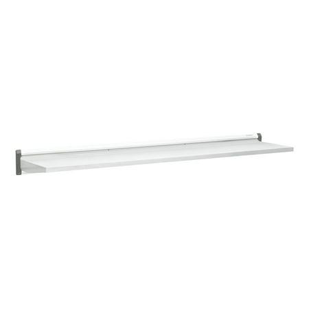 Gladiator - Shelf - solid steel - white
