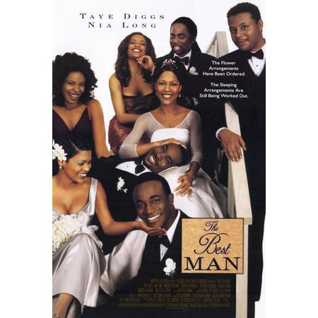 The Best Man (1999) 11x17 Movie Poster