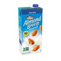 (3 pack) Almond Breeze Almondmilk, Vanilla, 32 fl oz