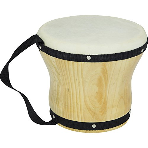 Rhythm Band Bongos Single Medium 6 in. H x 5-1 2 in. Dia. by Rhythm Band