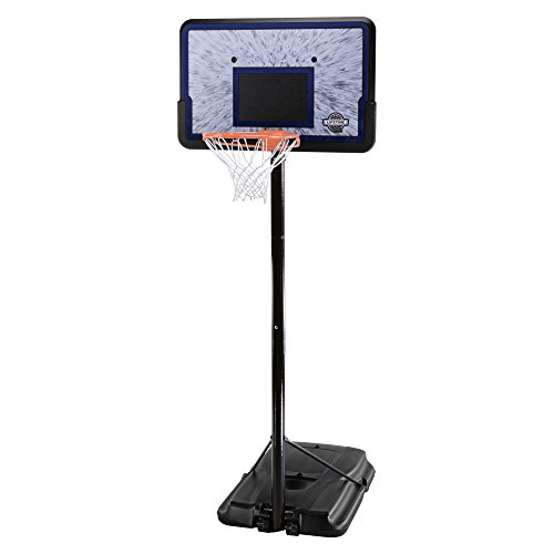 Lifetime 1221 Pro Court Height Adjustable Portable Basket...