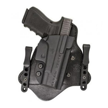 Comp-Tac MTAC Inside The Waistband Glock 17/22/31 Gen 1-4 Kydex/Leather (Glock 26 Gen 3 Vs Gen 4 Magazines)
