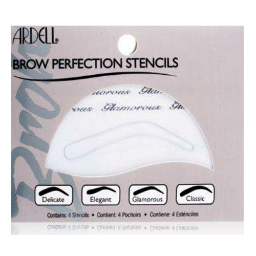 (6 Pack) ARDELL Brow Perfection Stencils - AR68065