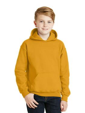 18500B - Heavy Blend™ Youth Hooded Sweatshirt - Gildan - MF