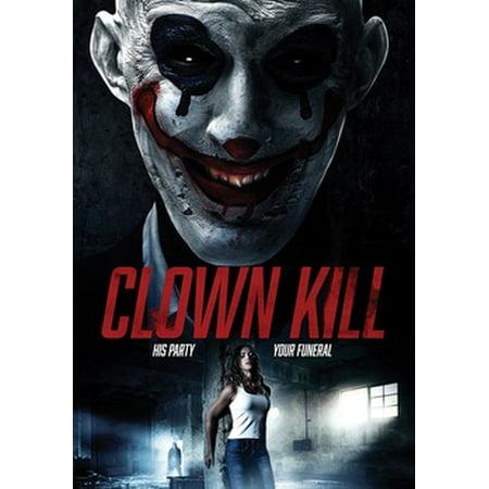 Clown Kill (DVD) - Clown The Movie