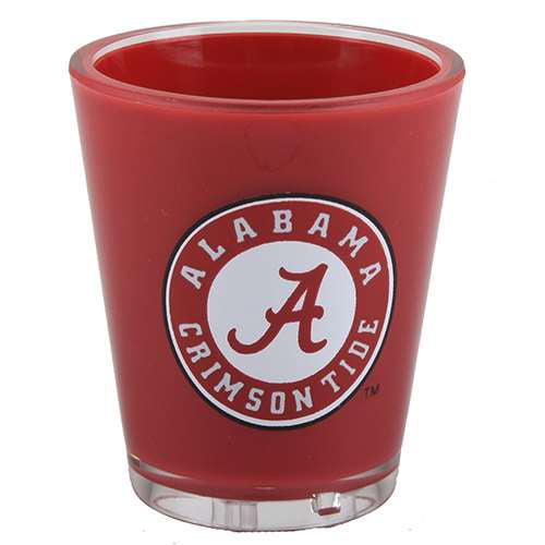 Alabama Crimson Tide Shot Glass by Duck House
