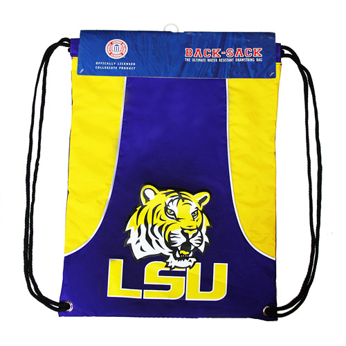 NCAA - Axis Backsack - Louisiana State University Tigers - LSU - Violet