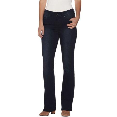 Women with Control My Wonder Denim Boot Cut Jeans A280718