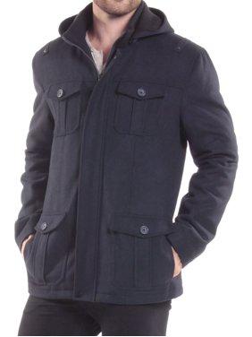 d48f83e70e0c White Mens Jackets   Outerwear - Walmart.com