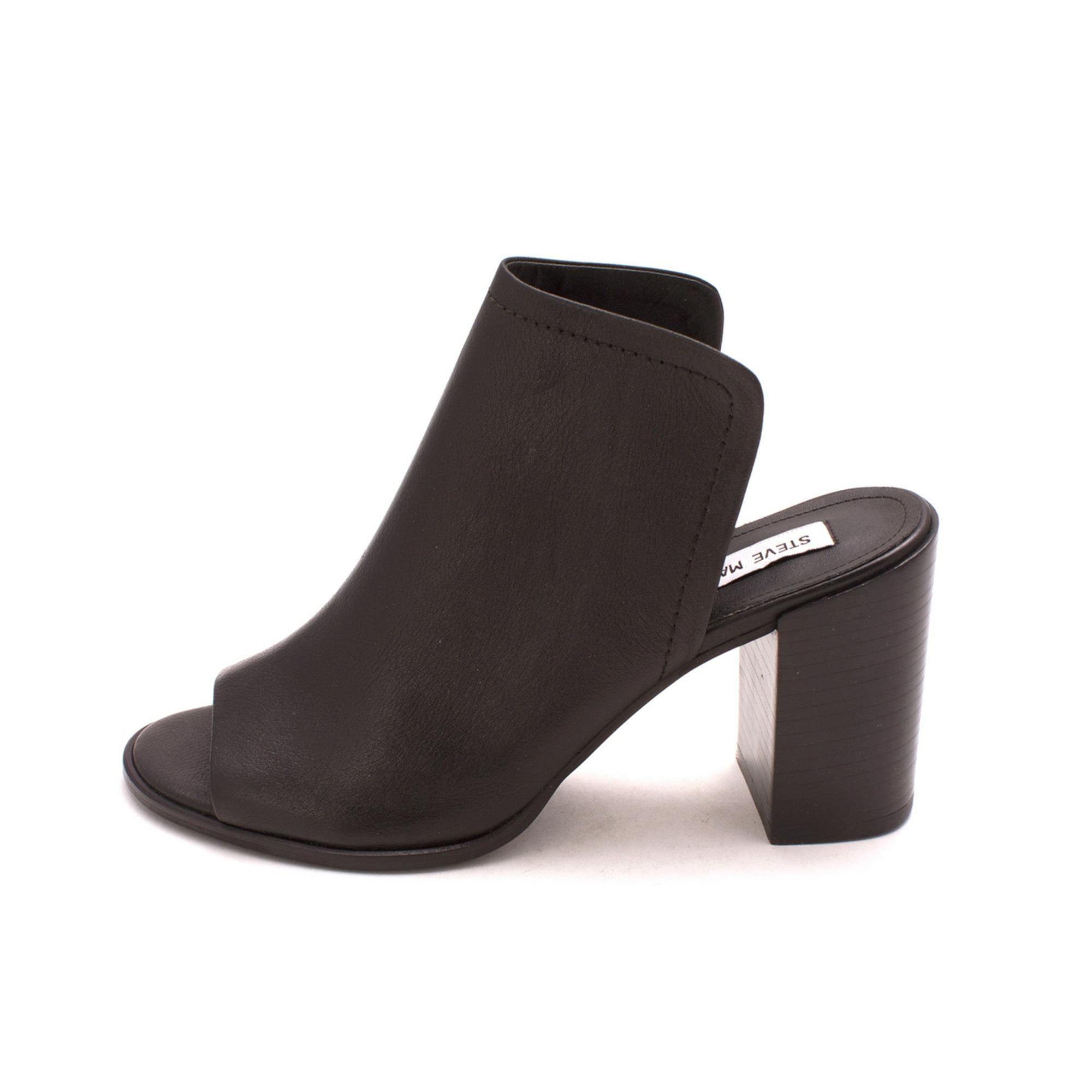 652054db8bf Steve Madden Womens Nectar Leather Open Toe Mules | Walmart Canada