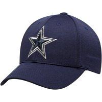 Women's Navy Dallas Cowboys Zaniah Adjustable Hat - OSFA