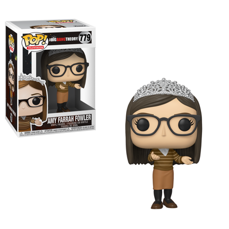 Amy Big Bang Theory Halloween (Funko POP! TV: Big Bang Theory S2 -)