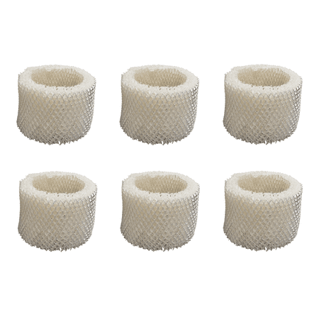 6 Humidifiers Filter Fits Vicks WF2 V3500N, V3100 & V3900 Series Model # WF2 6 Humidifiers Filter Fits Vicks WF2 V3500N, V3100 & V3900 Series Model # WF2