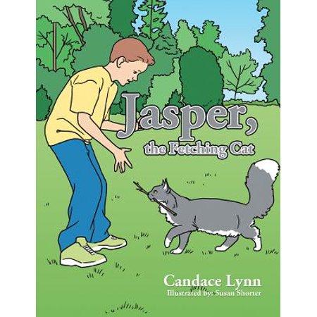 Jasper Cat (Jasper, the Fetching Cat -)