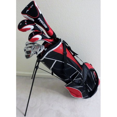Mens Senior Golf Set Complete Driver, Fairway Wood, Hybrid, Irons, Putter All Graphite Game Changing