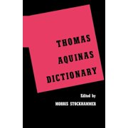 Thomas Aquinas Dictionary