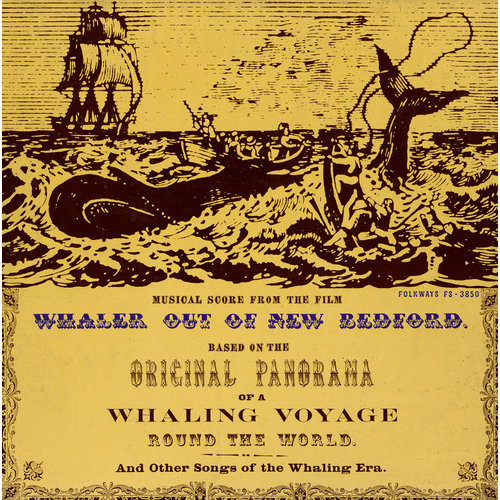 Musical Film Score: Whaler Out Of New Bedford