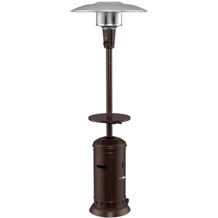 Mainstays Large Patio Heater Brown