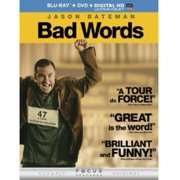 Bad Words (Blu-ray + DVD) by