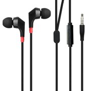 AWAccessory In-Ear Headphones, Black, F36-LPLBNR